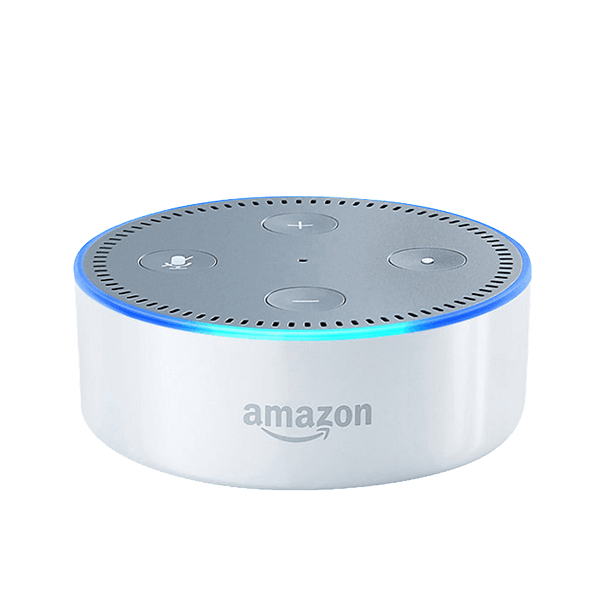 Produktbild Amazon Echo Dot Weiß